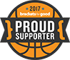 Brackets for Good Proud Supporter